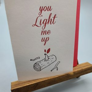 Light Me Up Card